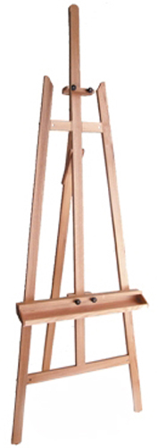 Cadres Verbec - Easel - Le Paul Lyre easel and tray